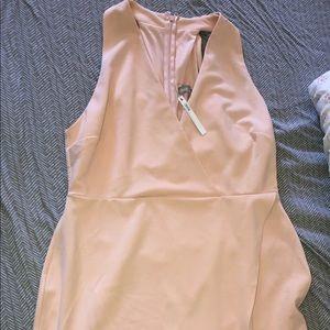 Pink Dress! Size 14 NWT